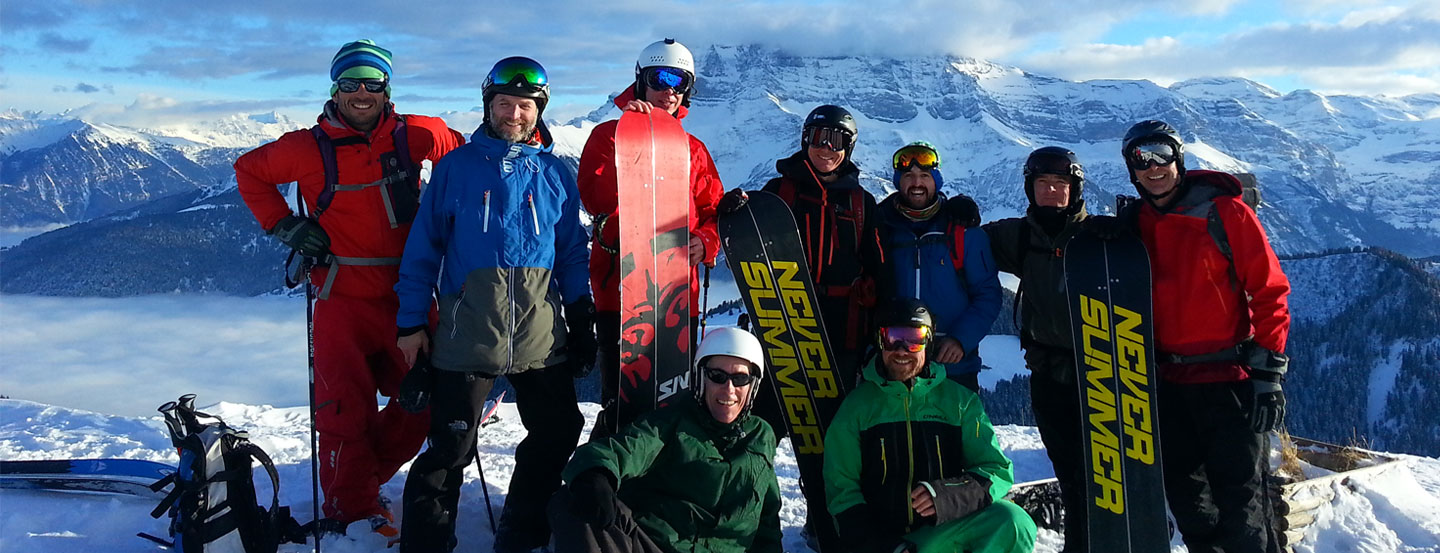 Splitboard Courses & Backcountry Snowboard Holidays